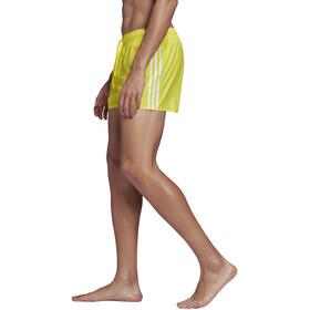 adidas 3S CLX VSL Shorts Men shock yellow